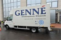 The Maison Genné started in the moving business in 1931.